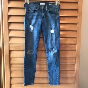 Skinny Ankle Jeans by BANANA REPUBLIC